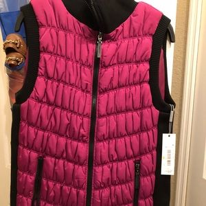 Calvin Klein women's puffer vest
